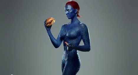 Burger-Loving Mutant Campaigns