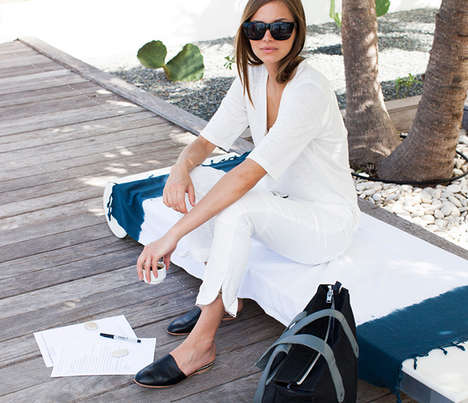 Effortless Cabana Couture
