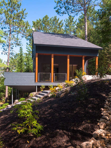 Nature-Lover Homes