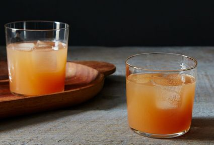Autumn Citrus Cocktails