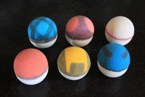 Playful Pokemon Soaps - Add Some Fun to your Kid's Bath Time with Pokeball Bath Bombs