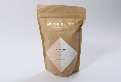 Socially Conscious Coffee Blends