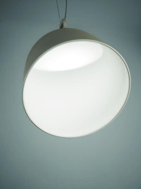 Enamel Cup-Inspired Lights