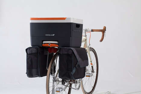 Cargo Carrier Bike Accessories - Fietsklik is a Startup That Makes Cycling with Goods Easier