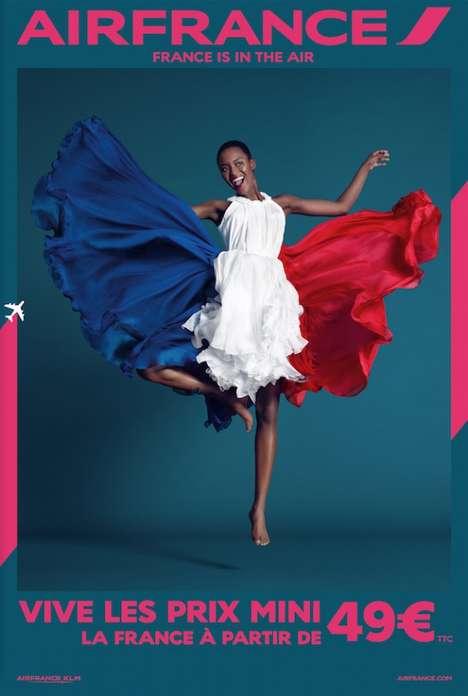 Fashion Editorial-Like Travel Ads