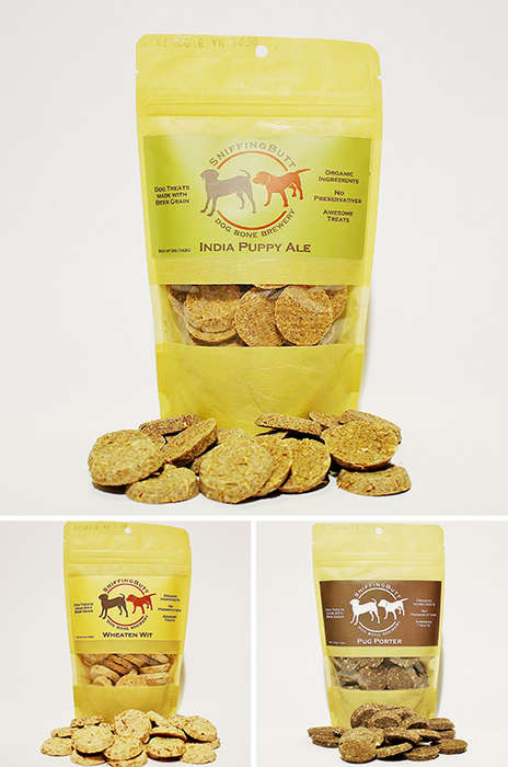Booze-Inspired Dog Treats