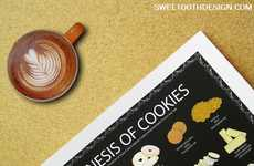Cookie History Posters