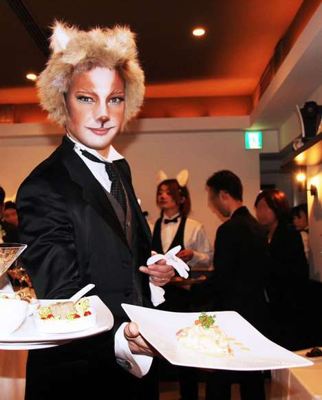 Feline-Themed Eateries (UPDATE)