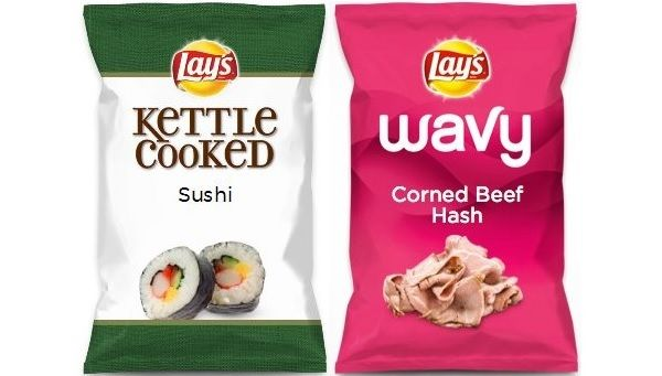 39 Strangely Flavored Grocery Store Snacks