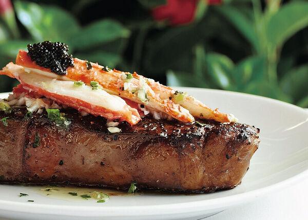 Passionately Enhancing Steak