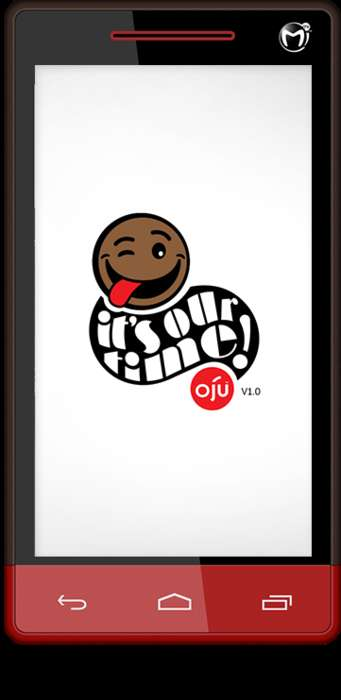 Ethnically Diverse Emoticons - The Oju Africa Emoticons Aim to Make Emoticons More Inclusive