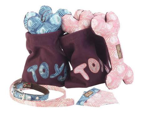 Fashion-Foward Pooch Playthings