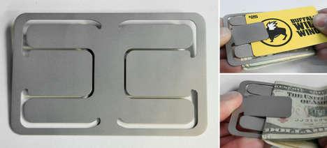 Ultra-Thin Titanium Wallets