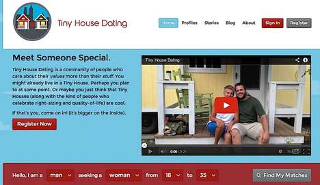 Small House Dating Sites