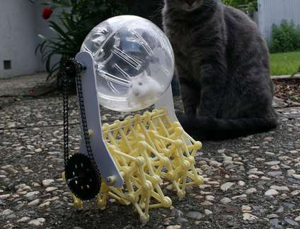 Hamster-Powered Toys