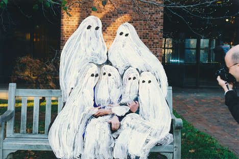 Painted Ghost Photography