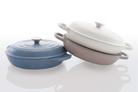 Subdued Pastel Cookware