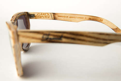 Baseball-Inspired Sunglasses