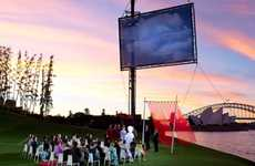 Pop-Up Operas - Sydney Harbour is Staging an Outdoor Pop-Up Opera of 'Madame Butterfly'