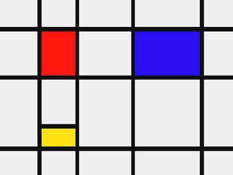 Modern Painting Merged Videos