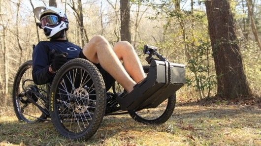 Disability-Friendly Electric Trikes
