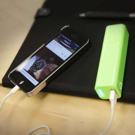 Self-Charging Battery Packs