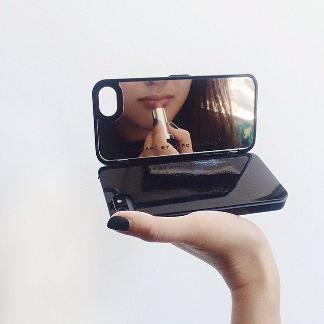 Designer Mirror Phone Cases