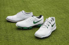 High-Performance Golf Shoes - The Lightweight Nike Golf Limited Edition Shoes Blend Comfort & Style