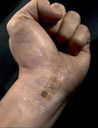 Eccentric Electronic Tattoos - Google Unveiled Its New E-Tattoo That Stores Data and Delivers Drugs