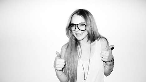 Lindsay Lohan and Terry Richardson Teamed Up for a Photo Series