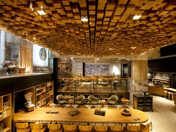 85 Contemporary Cafes