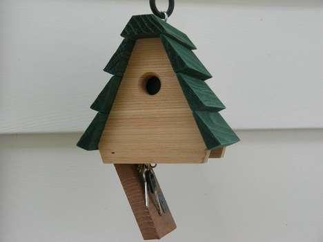 Key-Storing Avian Abodes