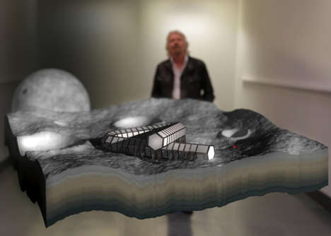 Billionaire Moon Hotel Pranks - Richard Branson and Virgin Buildings Moon Hotel is a Hoax