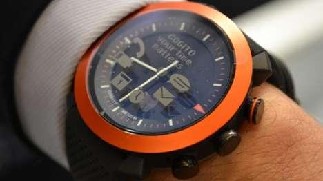 Elegant Minimalist Smartwatches