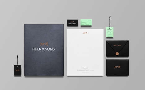 Whimsical Youthful Retail Branding