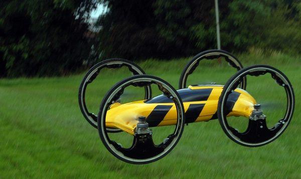 13 Rad Quadcopters
