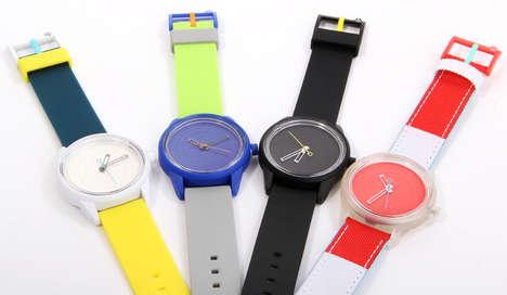 Sun-Powered Watches