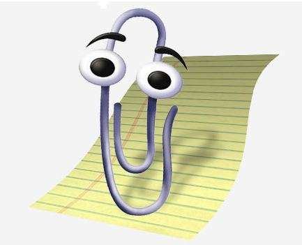 Office Program Character Pranks - Clippy Makes a Return to Microsoft Office on April Fools