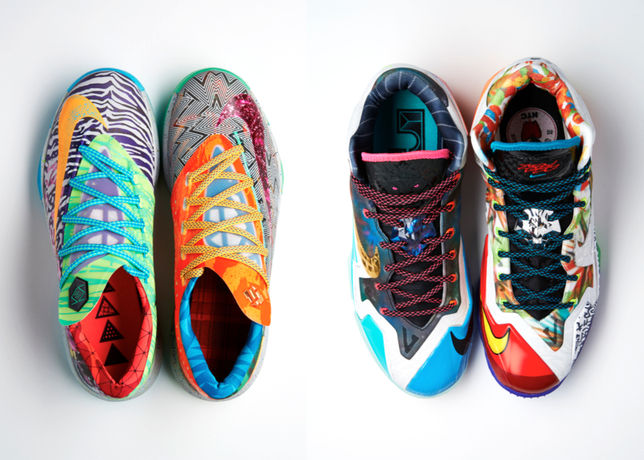 Remixed Signature Basketball Kicks
