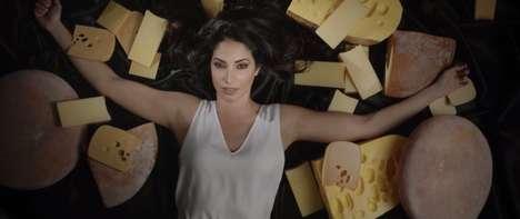 Cheesy Snack Marketing Stunts