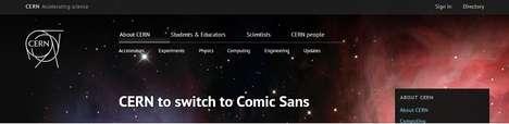 Global Font Change Pranks