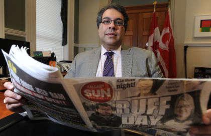 Canadian Mayoral Pranks
