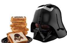 Villainous Pop Culture Toasters