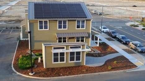 Energy-Producing Smart Homes