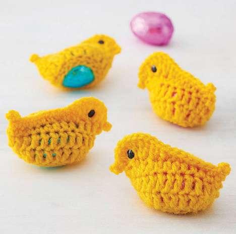 Easter-Themed Egg Holders