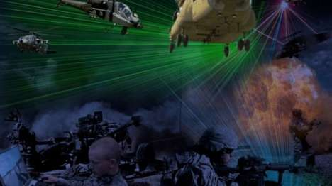 Augmented-Reality War Simulators - The U.S. Army is Developing These Futuristic Warfare Simulators