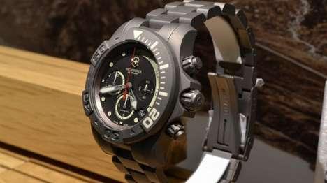 Durable Titanium Diving Watches
