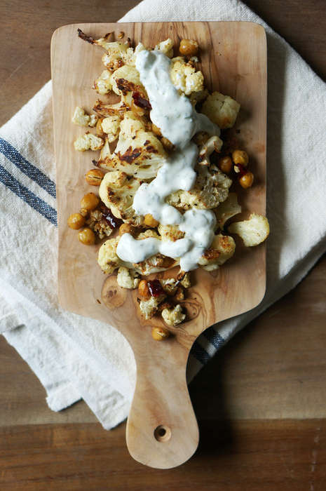 Spiced Cauliflower Recipes