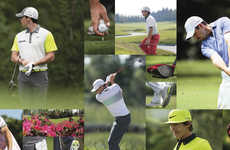 Elite Golfer Apparel - This Nike Golf Apparel Will Adorn Elite Golfers for the First Major of 2014