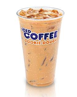Cookie Dough Coffee - Dunkin Donuts Unveiled Its Mouthwatering Cookie Dough Coffee